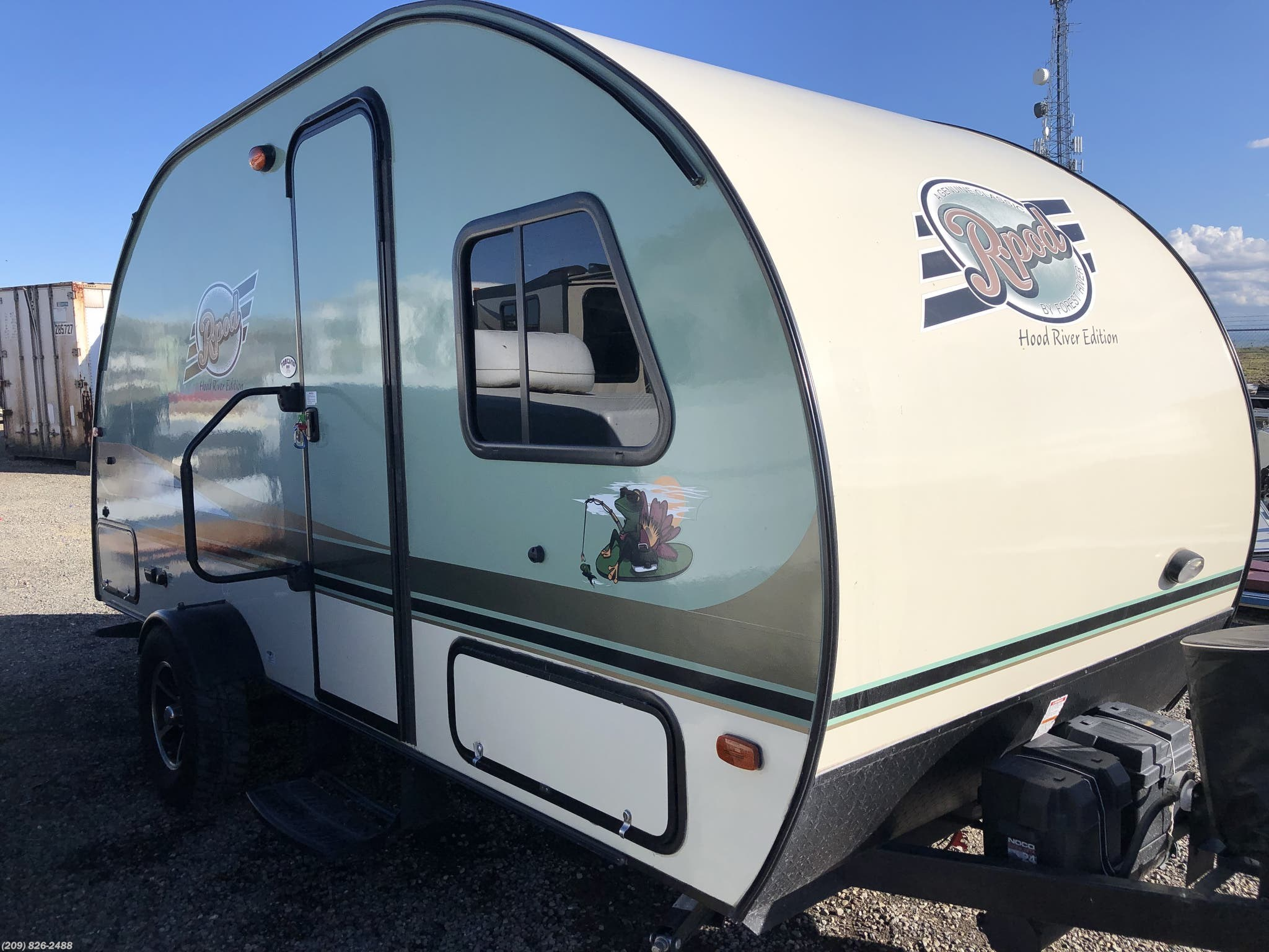 2016 Forest River RV R-Pod RP-183G for Sale in Los Banos ...