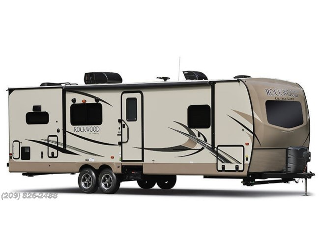 Stock Image for 2019 Forest River Rockwood Ultra Lite 2706WS (options and colors may vary)