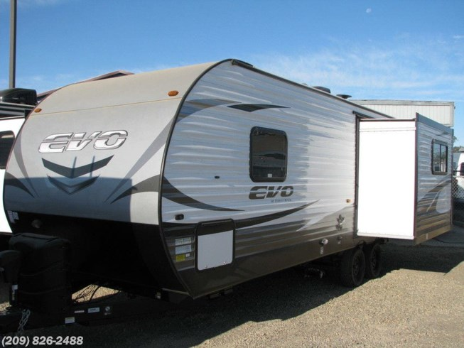 2020 Forest River EVO T2460 - New Travel Trailer For Sale by Toscano RV in Los Banos, California