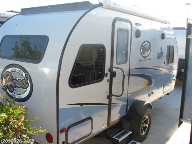 New 2019 Forest River R-Pod Ultra Lite RP-189 available in Los Banos, California