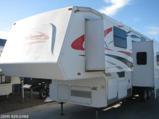2008 CrossRoads 33MK - Used Fifth Wheel For Sale by Toscano RV in Los Banos, California