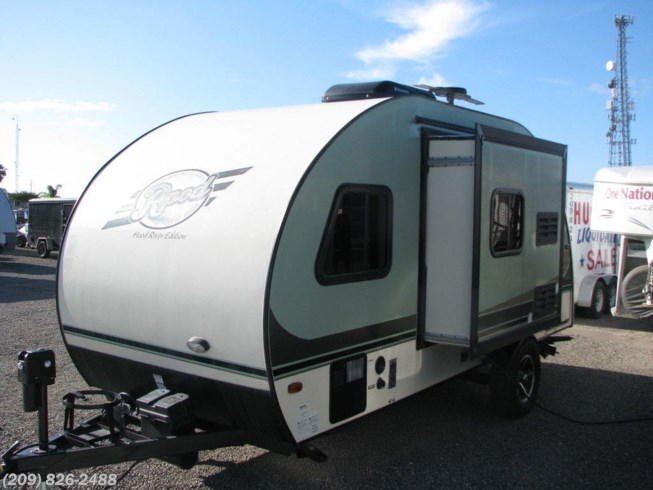 2016 Forest River R-Pod RP-183G RV for Sale in Los Banos ...