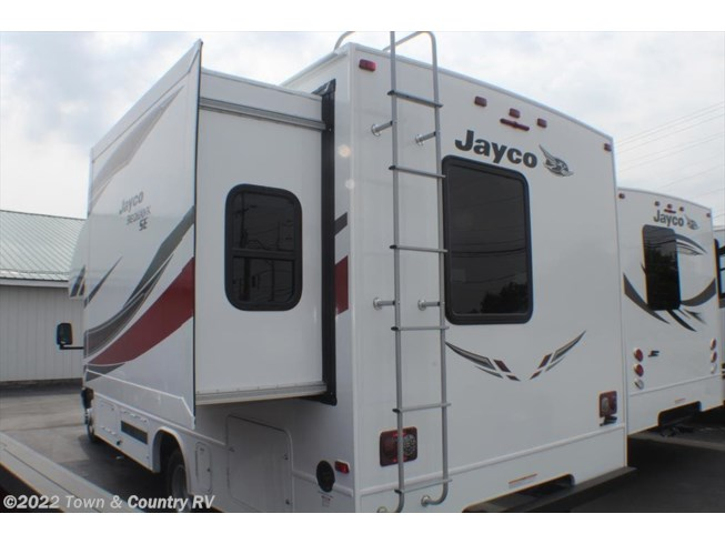 2019 Jayco Redhawk SE 22C - New Class C For Sale by Town & Country RV in Clyde, Ohio
