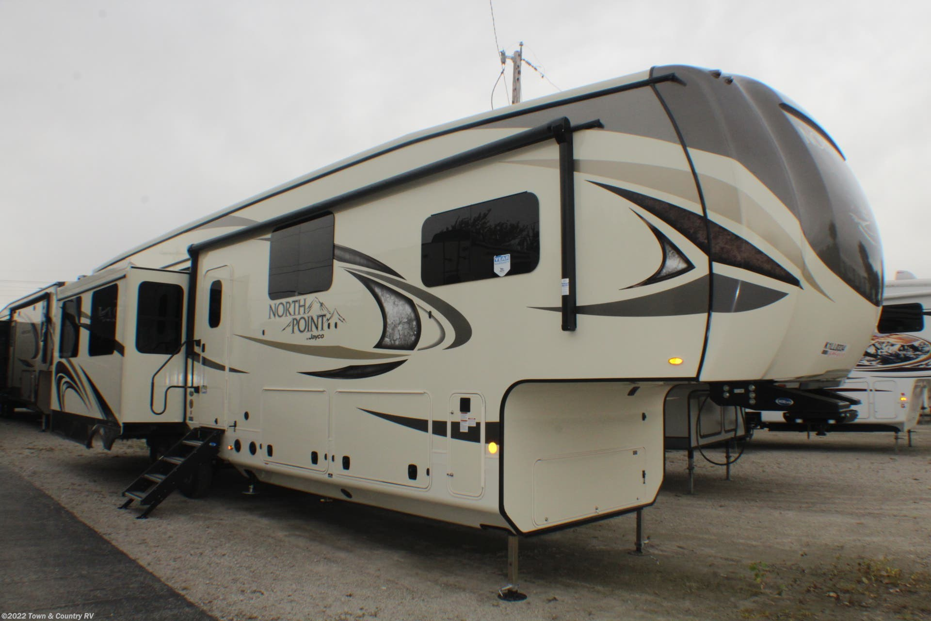 2019 Jayco RV North Point 377RLBH for Sale in Clyde, OH 43410 | 2929