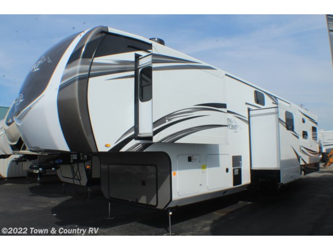New 2020 Jayco North Point 377RLBH available in Clyde, Ohio