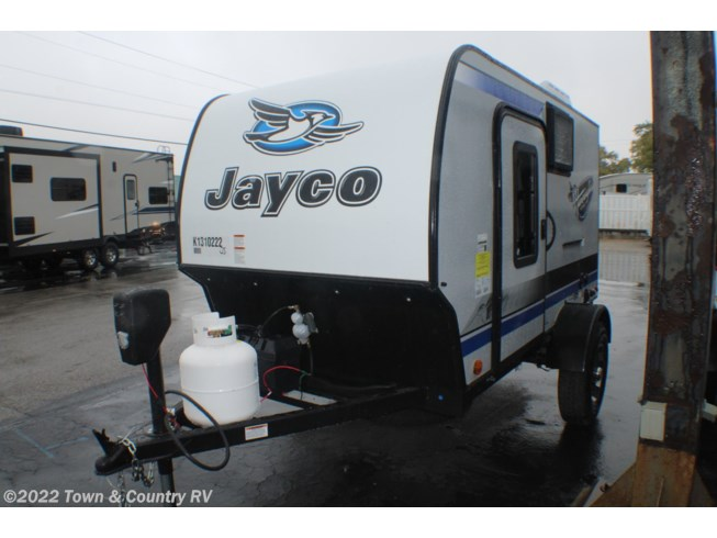 2019 Jayco Hummingbird 10RK - New Travel Trailer For Sale by Town & Country RV in Clyde, Ohio