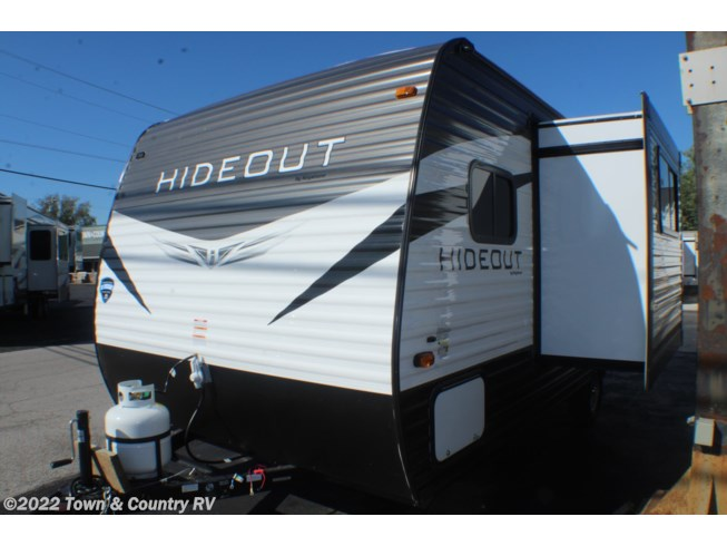 New 2020 Keystone Hideout 176LHS available in Clyde, Ohio