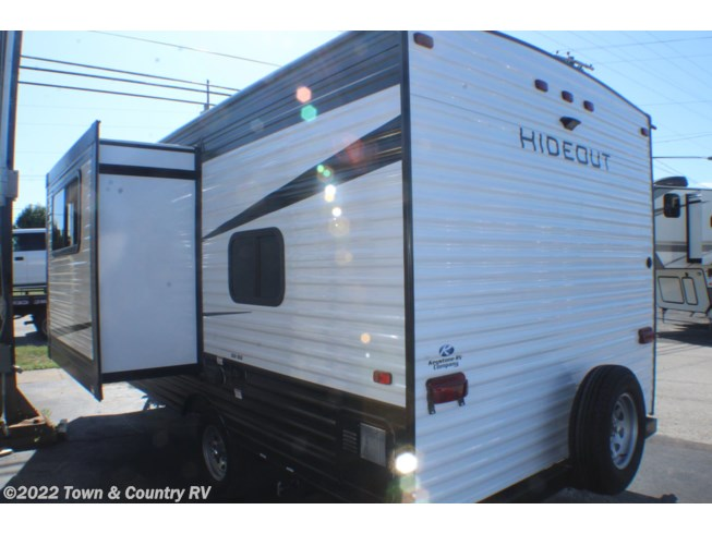 2020 Keystone Hideout 176LHS - New Travel Trailer For Sale by Town & Country RV in Clyde, Ohio