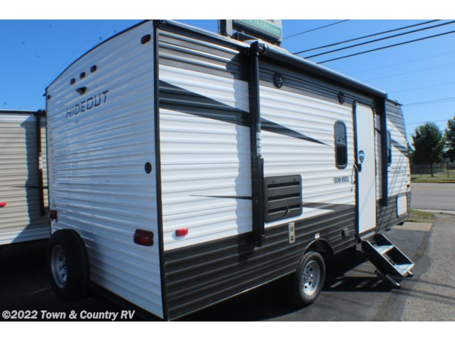 2020 Hideout 176LHS by Keystone from Town & Country RV in Clyde, Ohio