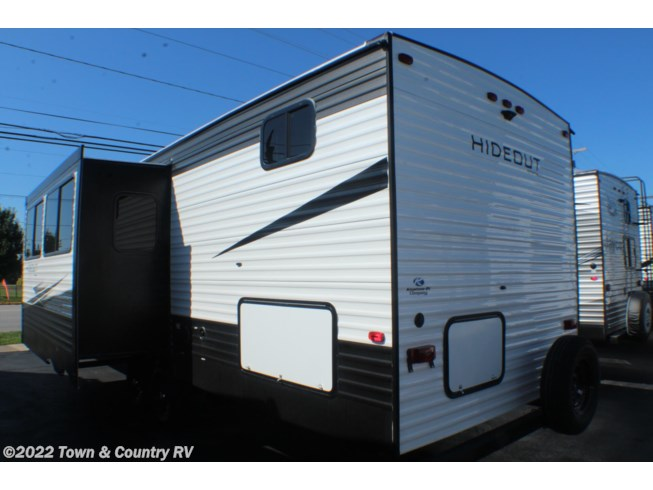 2020 Keystone Hideout 290LHS - New Travel Trailer For Sale by Town & Country RV in Clyde, Ohio