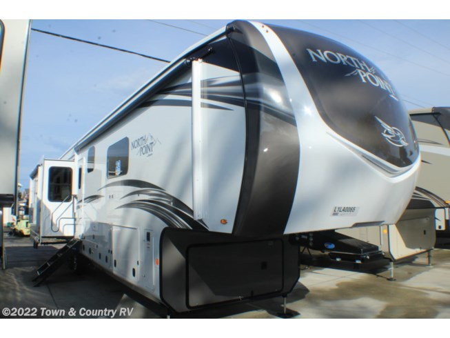 New 2020 Jayco North Point 387FBTS available in Clyde, Ohio