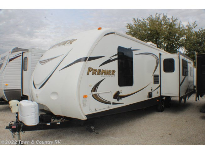 Used 2012 Keystone Bullet Premier 30RLPR available in Clyde, Ohio
