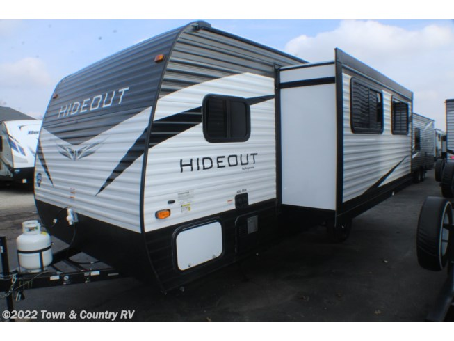New 2020 Keystone Hideout 186LHS available in Clyde, Ohio