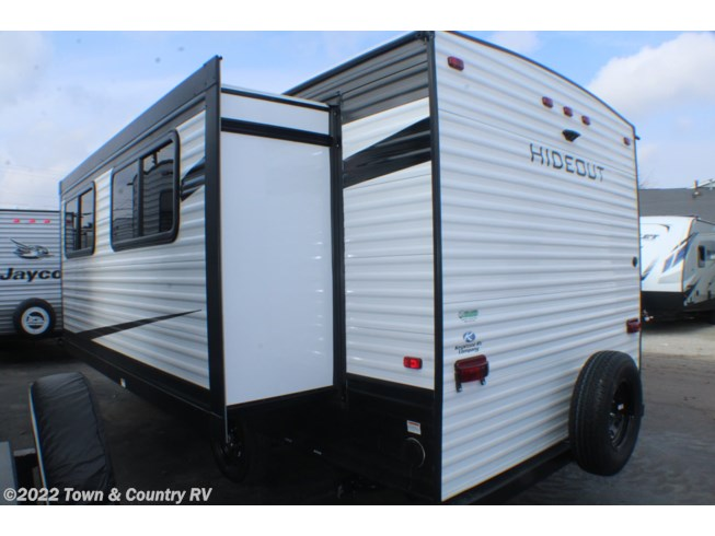 2020 Keystone Hideout 186LHS - New Travel Trailer For Sale by Town & Country RV in Clyde, Ohio