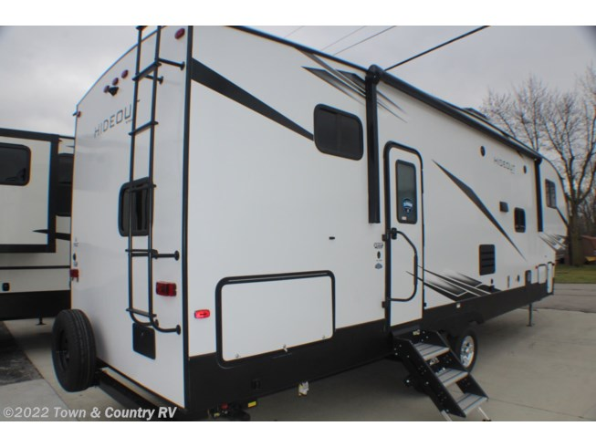 2020 Hideout 301DBS by Keystone from Town & Country RV in Clyde, Ohio