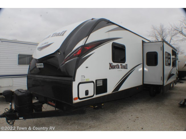 Used 2018 Heartland North Trail 33BUDS available in Clyde, Ohio