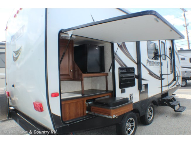 2014 Bullet Premier 22RBPR by Keystone from Town & Country RV in Clyde, Ohio