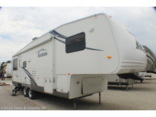 Used 2006 Forest River Salem 29RLSS available in Clyde, Ohio