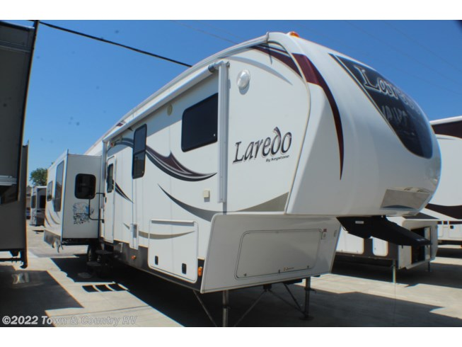 Used 2012 Keystone Laredo 329RE available in Clyde, Ohio