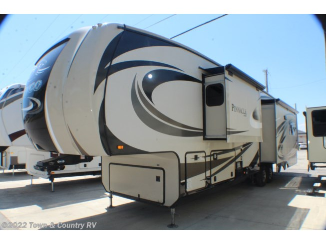 Used 2016 Jayco Pinnacle 36FBTS available in Clyde, Ohio