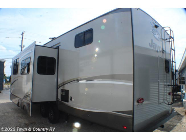 2019 Eagle 284BHOK by Jayco from Town & Country RV in Clyde, Ohio