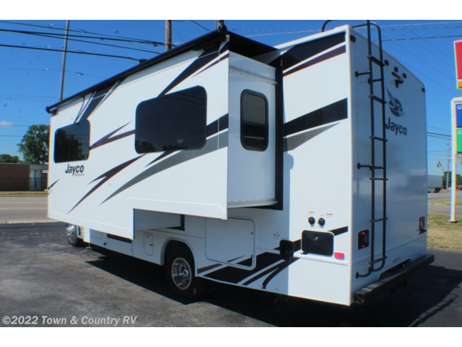 2020 Jayco Redhawk 24B - New Class C For Sale by Town & Country RV in Clyde, Ohio