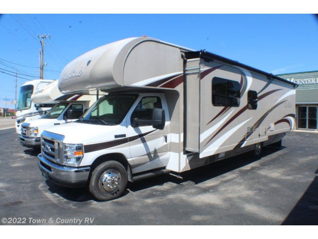 Used 2016 Thor Motor Coach Four Winds 31W available in Clyde, Ohio