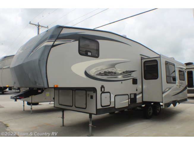 Used 2012 Jayco Eagle Super Lite HT 26.5 RLS available in Clyde, Ohio