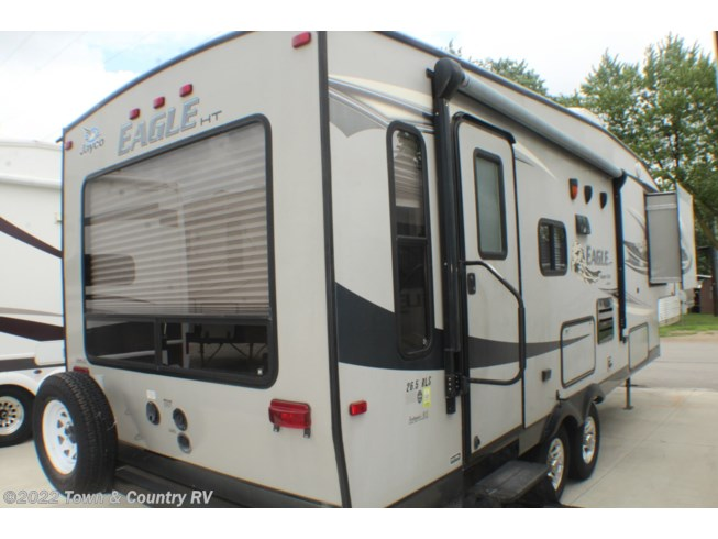 2012 Eagle Super Lite HT 26.5 RLS by Jayco from Town & Country RV in Clyde, Ohio