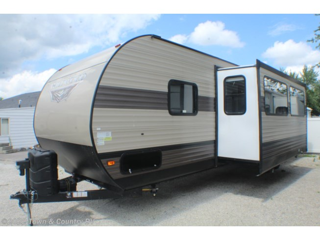 Used 2020 Forest River Wildwood 37BHSS2Q available in Clyde, Ohio
