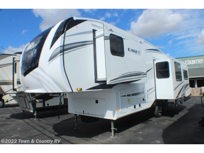 New 2021 Jayco Eagle HT 28.5RSTS available in Clyde, Ohio