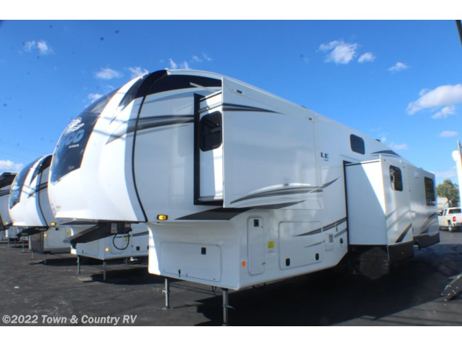 New 2021 Jayco Eagle 357MDOK available in Clyde, Ohio