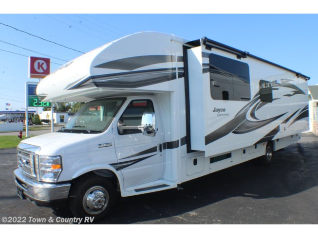 Used 2019 Jayco Greyhawk 30X available in Clyde, Ohio