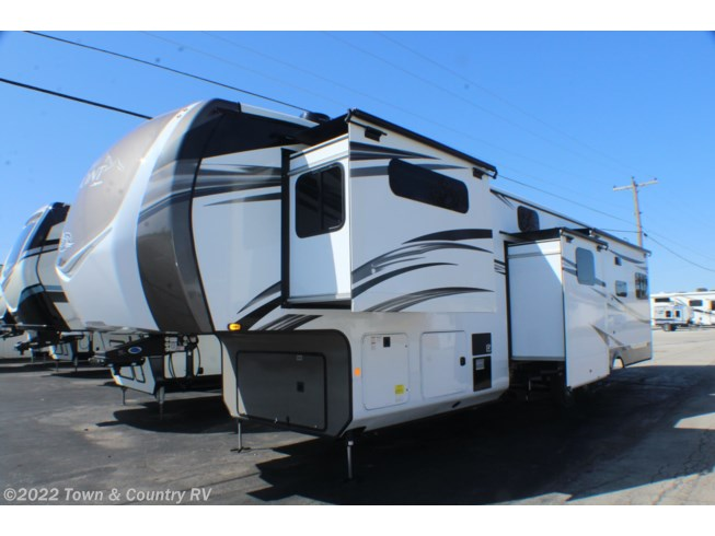 New 2021 Jayco North Point 377RLBH available in Clyde, Ohio