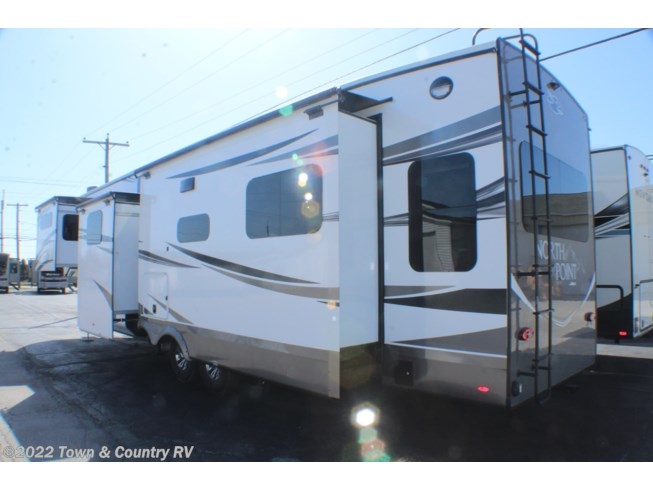2021 Jayco North Point 377RLBH - New Fifth Wheel For Sale by Town & Country RV in Clyde, Ohio