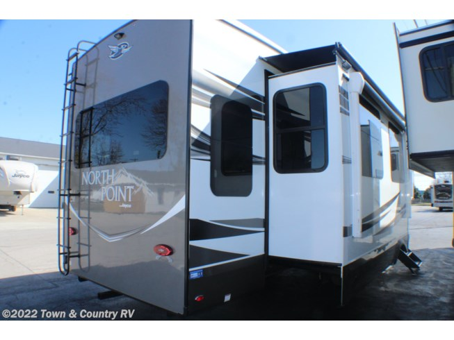 2021 North Point 377RLBH by Jayco from Town & Country RV in Clyde, Ohio