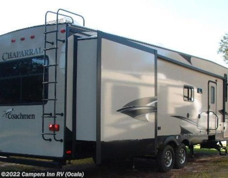 3841 2016 Coachmen Chaparral Chf370fl For Sale In Ocala Fl