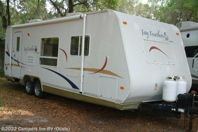 2005 Jayco Rv Jay Feather 26s For Sale In Ocala Fl 34480