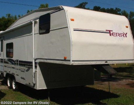 5642 1997 Fleetwood Terry 24 5p For Sale In Ocala Fl