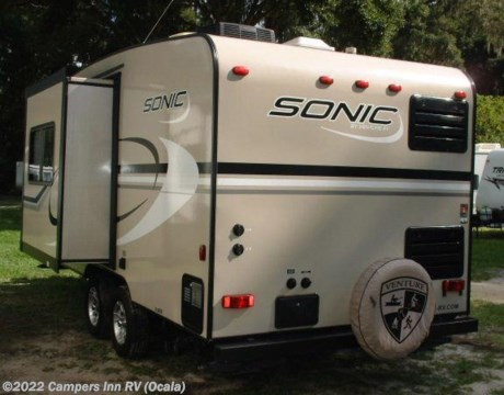 6110 2015 Venture Rv Sonic Sn200vml For Sale In Ocala Fl