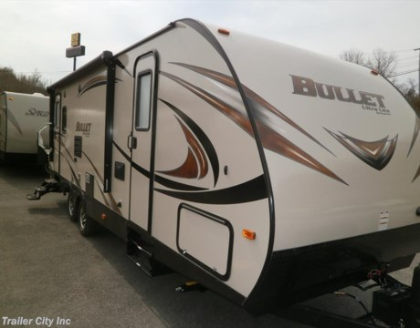 New 2015 Keystone Bullet 269rls For Sale By Trailer City