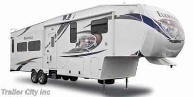 Stock Image for 2011 Heartland RV ElkRidge 27RLSS (options and colors may vary)