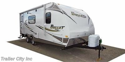 Stock Image for 2012 Keystone Bullet 230BHS (options and colors may vary)