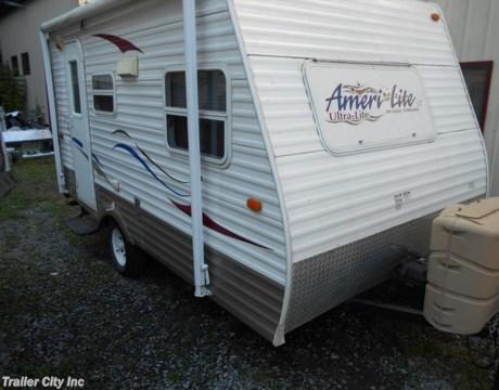 Trailer City Fairmont Wv >> #7032UT - 2011 Gulf Stream Ameri-Lite LE 15BH for sale in Whitehall WV
