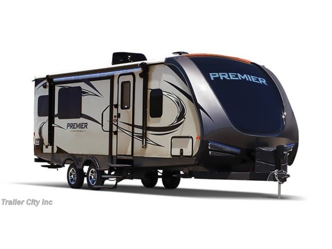 Stock Image for 2019 Keystone Premier 29RKPR (options and colors may vary)
