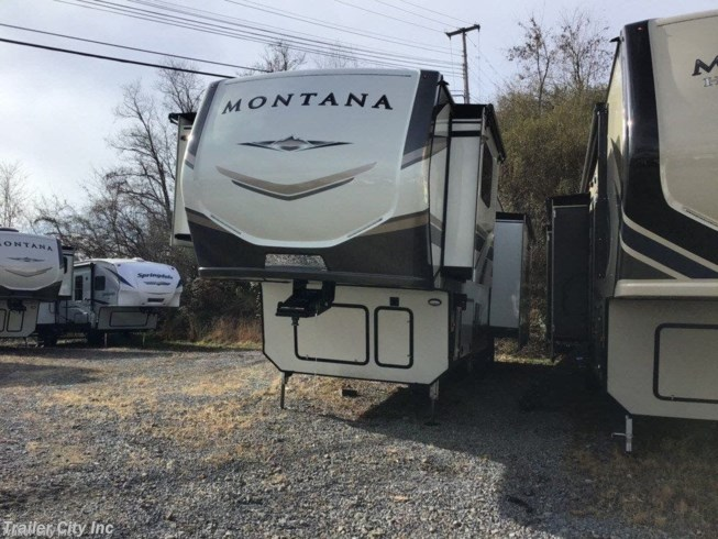 New 2021 Keystone Montana 3781RL available in Whitehall, West Virginia