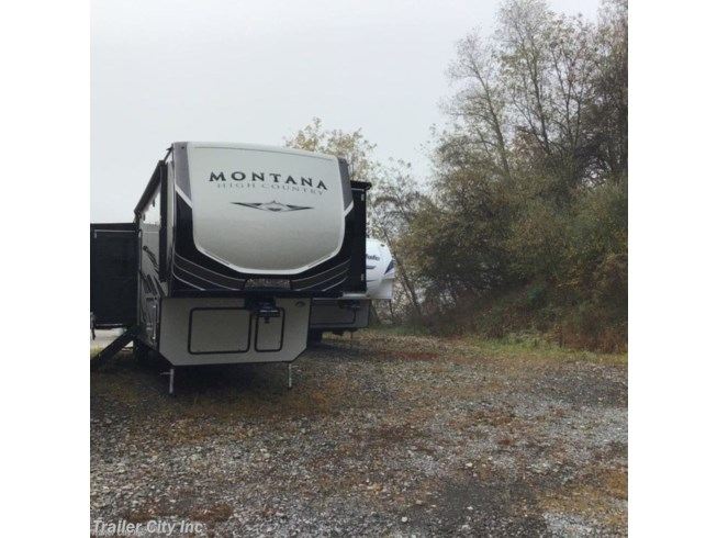 New 2020 Keystone Montana High Country 331RL available in Whitehall, West Virginia