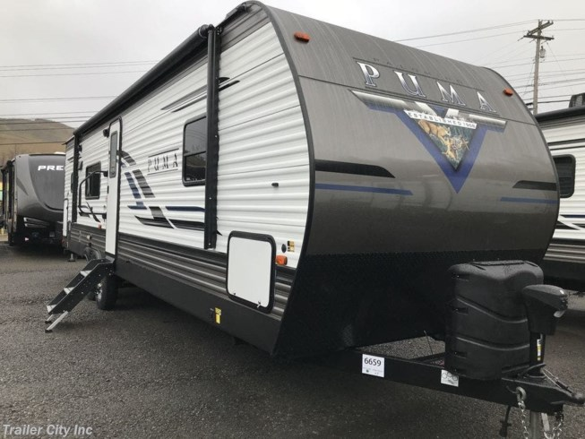 New 2021 Palomino Puma 28RKQS available in Whitehall, West Virginia