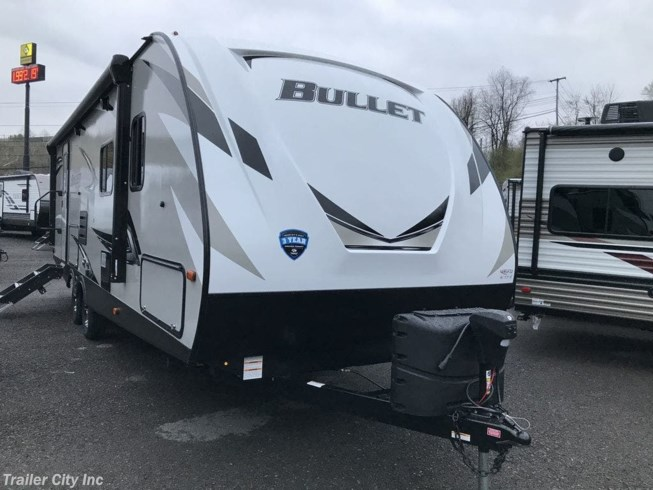 New 2020 Keystone Bullet 261RBS available in Whitehall, West Virginia
