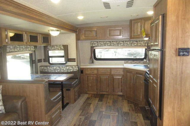 cabinets for small kitchen 2017 forest river rv rockwood ultra lite 2608ws solid 13137